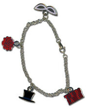 *NEW* Sailor Moon Tuxedo Kamen Bracelet by GE Animation