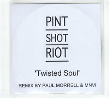 (GP786) Pint Shot Riot, Twisted Soul - 2011 DJ CD