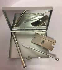 Snuff Kit (Silver)