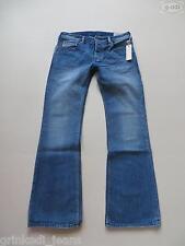 Diesel ZATHAN wash 008AT Bootcut Jeans Hose, W 30 /L 32, NEU ! Denim RARITÄT !