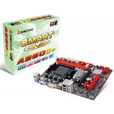 Biostar A960d + Amd Micro Atx Motherboard Am3 + Socket