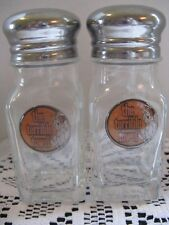 "1"" Bottle Cap Image Salt & Pepper Shakers ~ Handcrafted ~ **Gift Idea ~ Steelers"