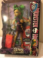 MONSTER HIGH: SCARIS CITY OF FRIGHTS JINAFIRE LONG, DAUGHTER OF CHINESE DRAGON