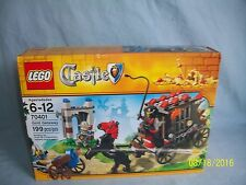Lego Set 70401 Gold Getaway CASTLE FACTORY SEALED NEW knight