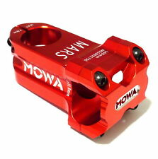 gobike88 MOWA MARS Stem 31.8 x 60mm, for MTB, Orange, 198g, P62