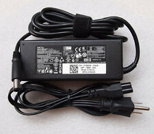New Genuine Dell Laptop 90W 19.5V x 4.62A Ac Adapter Charger & Power Supply Cord