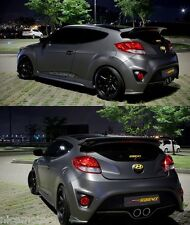 Sequence Devil Wing Rear Spoiler For Hyundai Veloster TURBO 2012 2016
