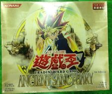Yu-Gi-Oh - Ancient Sanctuary Sealed Boster Box - Asia English Edition