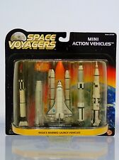 NASA Space Voyagers Mini Action Vehicles 1999 Action Products Orlando USA