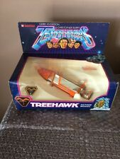 Terrahawks Bandai 1983 TreeHawk Action Model Boxed  Gerry Anderson