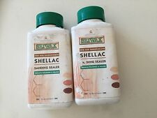 BRIWAX SHELLAC SANDING SEALER - NEW AND UNUSED