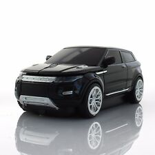Range Rover Car Wireless Mouse  USB Optical 2.4G Computer Mice for PC Laptop BLK