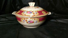Wedgwood Vincent Round Covered Vegetable Bowl With Lid