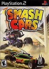 Smash Cars (Sony PlayStation 2, 2003) PS2, no manual