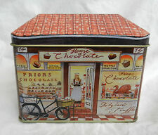 Sweet Shop Design Storage Tin / Canister - BNWT