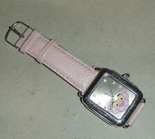 Ladies quartz PINK PANTHER watch by MGM