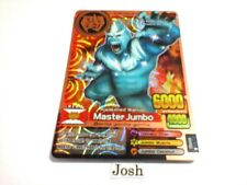 Animal Kaiser Evolution Evo Version Ver 8DX Bronze Card (A189E: Master Jumbo)