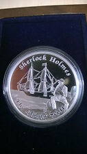Famous Ships That Never Sailed – Gloria Scott Tuvalu 2014 1oz Silver Proof Coin