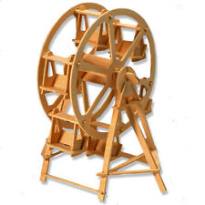 "3-D Wooden Puzzle - Ferris Wheel -Gift Item ""Brand New"""