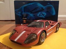 Exoto 1:18 1967 Ford GT 40 MK IV ( Retired, RLG 18055 ) - Very Rare !!!