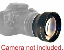 SPORT ACTION 2X TELE ZOOM LENS FOR Nikon D5500 FITS ALL NIKON DSLR 52MM THREAD