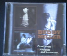 Buddy Miller Cruel Moon/Mifnight And Lonesome 2-CD NEW SEALED 2012 Country