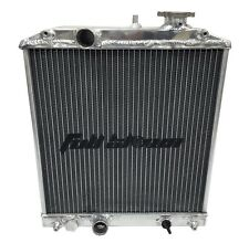 TRI CORE FULL ALUMINUM 3-ROW RADIATOR 92-00 HONDA CIVIC EG EK/DEL SOL/INTEGRA DC