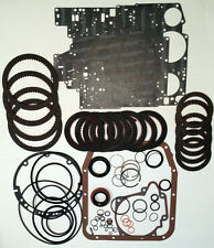 FORD 4R70W Banner Overhaul Transmission Rebuild Kit 1997 - 2003  AODE SHIP FAST