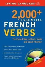2000+ Essential French Verbs: Learn the Forms, Master the Tenses, and -ExLibrary