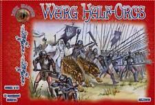 Alliance Figures 1/72 HALF ORCS WITH WARGS Figure Set