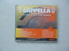Cappella U Got 2 Let The Music CD Single