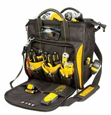 DeWalt DG5553 - 41 Pocket LED Lighted Pro Technician's Tool Bag Box Carrier New