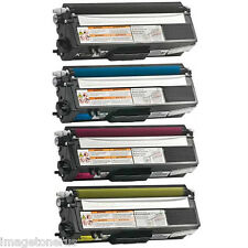 Toner Cartridge Set for Brother MFC-9460CDN MFC-9560CDW MFC-9970CDW TN315 TN-315