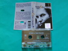 ►►rare Polish cassette STING & THE POLICE the very best of POLAND mc tape