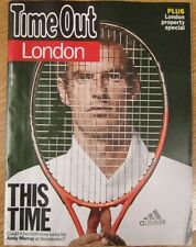 Andy Murray – Time Out magazine – 25 June 2013