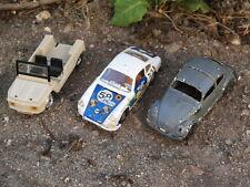 1/43 Die cast auto miniature Mehari Minialuxe Mebetoys Porsche 912 Vw Politoys