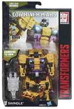 TRANSFORMERS COMBINER WARS DELUXE FIGURE DECEPTICON SWINDLE BRUTICUS