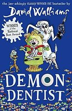 Demon Dentist - Book by David Walliams (Paperback, 2015)