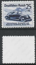 Germany (1428) 1939 Volkswagen 25pf -  a Maryland FORGERY unused