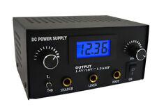 Tattoo Netzteil LCD Digital Tattoo Netzgerät Stromversorgung Power Supply Zeiger