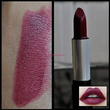 Goth Scarlet Dark Red Matte Lipstick Crazy Party Cosmetics Luscious Style N01