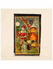 Halloween Postcard Gift Box by Connie Hindmarsh CM2024 | Bethany Lowe | NOS