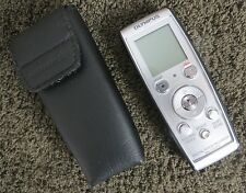 Olympus VN-4100PC (256 MB, 144 Hours) Handheld Digital Voice Recorder With Case