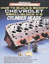 How to Build and Modify Chevrolet Small-Block V-8 Cylinder Heads (Motorbooks Wor