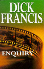 Enquiry by Dick Francis (Paperback, 1971)