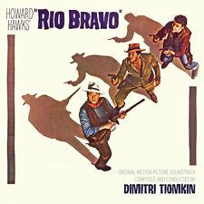 Rio Bravo - 2 x CD Complete Score - Limited Edition - Dimitri Tiomkin