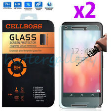 2x Premium Real (Tempered Glass) Screen Protector For Google LG Nexus 5X (2015)