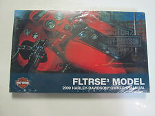 2009 Harley Davidson FLTRSE3 Screamin Eagle Road Glide Owners Operators Manual