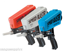 Speed Blaster Pneumatic Air Gravity Fed Adustable Flow Sand Blast Tool Gun
