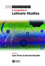 A Companion to Latina/o Studies by John Wiley and Sons Ltd (Paperback, 2011)